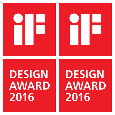 IF Design Award 2016, Logo
