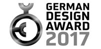 German Design Award 2017, Logo